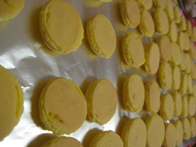 Homemade Macarons