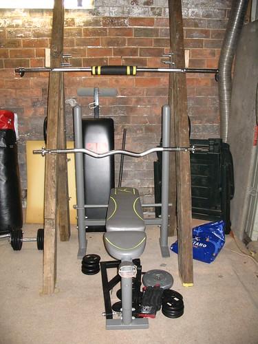 Diy Wood Squat Rack Plans, A…