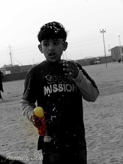 25-26 Feb (Jazmin AL) Tags: kid foam kuwait mad shocked   25thfeb  hasoon kuwaitnationalday