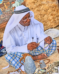 Extraction of Pearls (Ashraf Khunduqji) Tags: old man heritage nikon gulf pearls legacy hdr d3 qatar ashraf 2470mm khunduqji