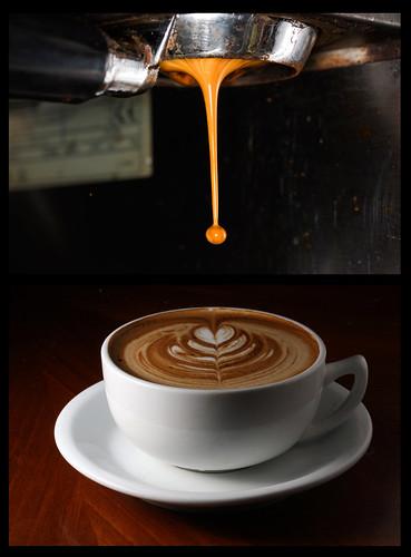 Latte Diptych
