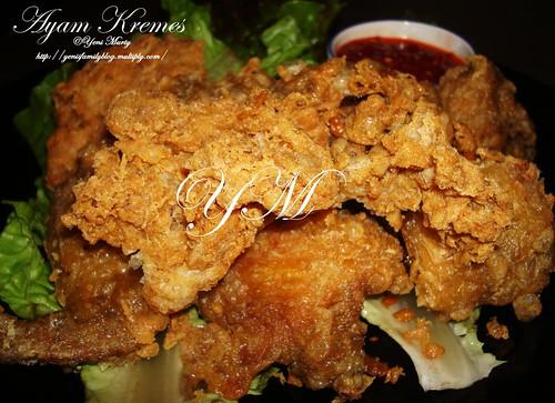 Ayam kremes 2