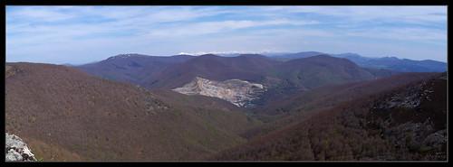 Pirineos desde el Eguide