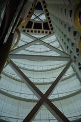 the atrium, Burj Al Arab (Simbon) Tags: hotel dubai uae middleeast burjalarab atrium luxury unitedarabemirates jumeirah      luxuryhotel   arabianpeninsula 7starhotel towerofthearabs jumeirahgroup sailboathotel          7