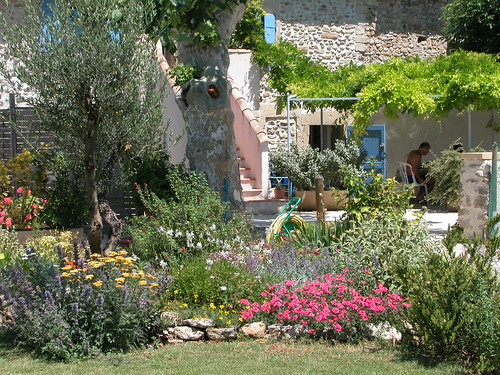 Le blog de mim - Amenagement petit jardin mediterraneen ...