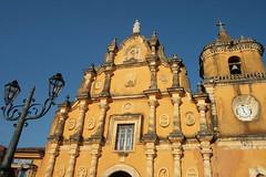 The Mexican Styled Iglesia De La Recolección