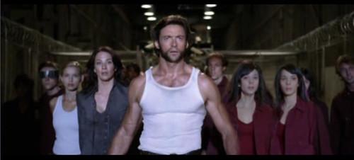 gemelas Psylocke X-Men Origins: Wolverine