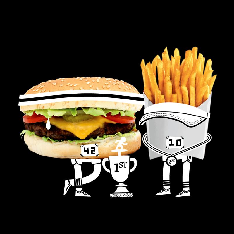 #070 - Fast Food