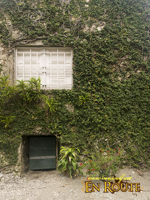 Biking Batan Island A Mahatao Wall House