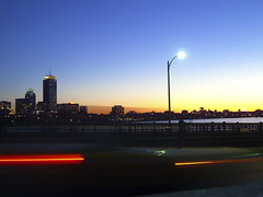 Boston at the Dawn (Werner Kunz) Tags: city longexposure trip travel bridge vacation sky usa holiday ex boston skyline night speed america photoshop river landscape ma dawn us nikon long exposure downtown unitedstates time massachusetts urlaub charlesriver north newengland charles casio american northamerica priority amerika johnhancock beacon prudential hdr backbay beaconhill prudentialcenter werner reise beantown shutterspeed johnhancocktower kunz photomatix vereinigtestaaten nordamerika vereinigtestaatenvonamerika 20fav colorefex exs770 anawesomeshot casioexs770 topazadjust updatecollection hdrboston werkunz1