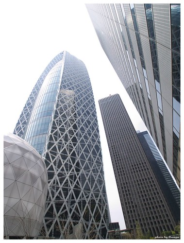 Cocoon Tower 20090412 #02