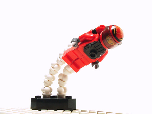 Picture of lego jetpack man