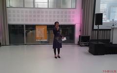 Marielle van der keur van MKB nederland