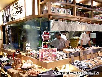 Sesson Japanese Grill