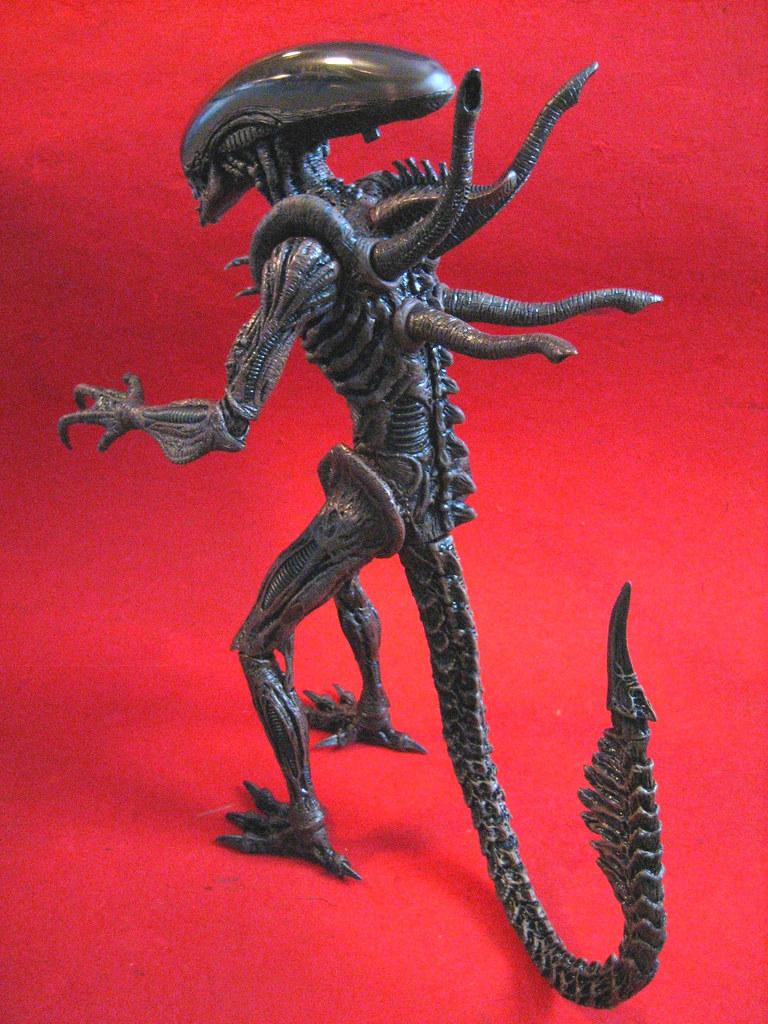Hot Toys AVP Alien (brown version)