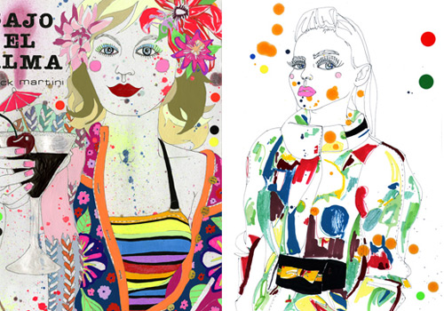 3518392004 148da63bb5 o 30 Fashion Illustrators You Cant Miss Part 1