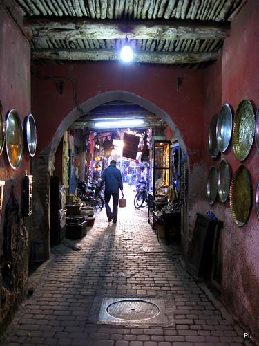 Callejón... Marrakech