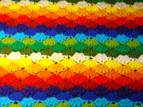 crochet banket