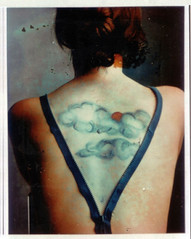 Pola - Cloudy Sky Body Painting [v] [Rome,I]