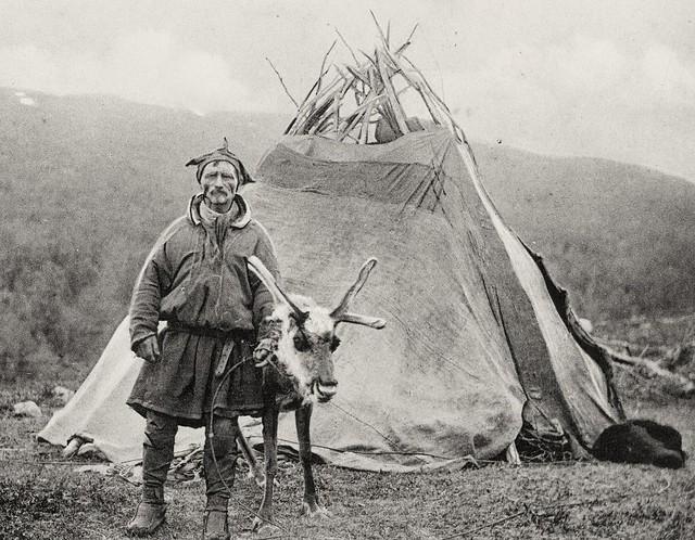 Saami man 1909