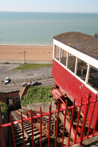 Folkestone Water Lift Railway