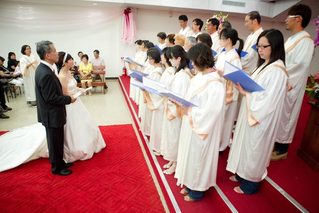 新竹|元均明月教堂婚禮與宴客 @3C 達人廖阿輝