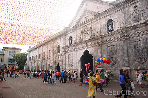 basilica del santo niño de cebu cebucity org