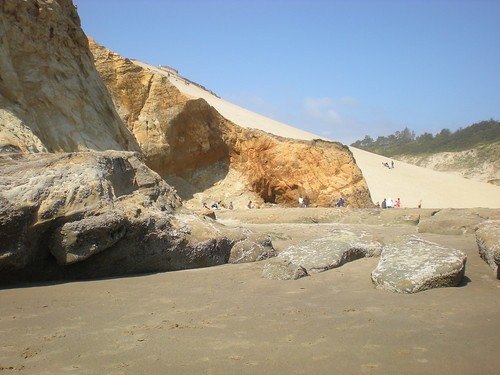 Cape Kiwanda in Pacific City, Oregon