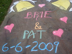 Brie and Pat