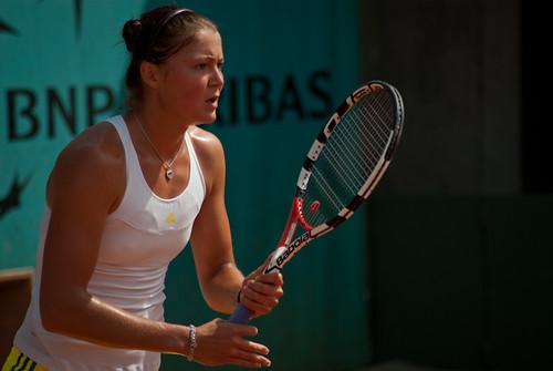 Dinara Safina - French Open 2009