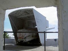 20070518 Gibraltar: Guns of Gibraltar