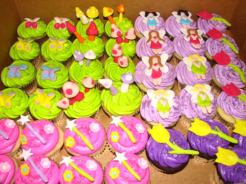 3606847803 d4853ac501 Fairy Cupcakes That Will Make Your Party Magic