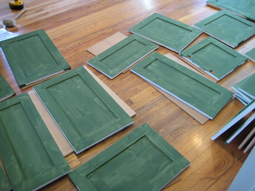 doors drying