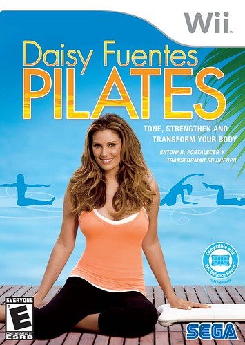 Daisy Fuentes Pilates Pack Front