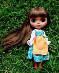 Long Flowing Hair...