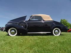 1940 Buick (Light Collector) Tags: ontario canada car buick antique 1940 oro burlscreekautomotivefleamarket