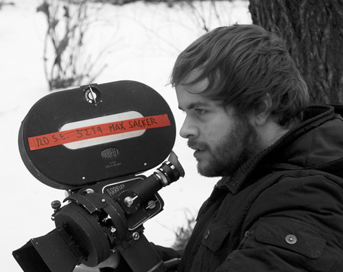 The Secret Adventures of the Projectionist (Germany 2008) Director Max Sacker