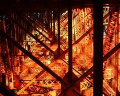 Bridge inside (Cepreu K) Tags: metal steel hero winner bigmomma digitalcameraclub flickrchallengegroup flickrchallengewinner theperfectphotographer thechallengefactory thepinnaclehof flickrchallenewinner tphofweek97