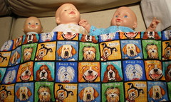Doll Quilt Back for El