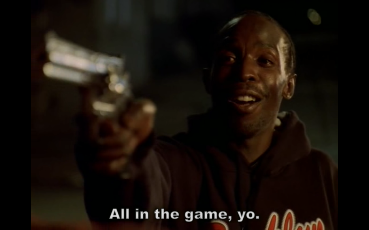 Respecting The Middle Wires Omar Little As Neoliberal Subjectivity