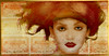 Wild is the wind (vinciane.c) Tags: woman digital photoshop painting action artdéco wacomcintiq