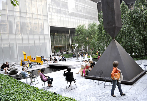 Sculpture Garden, Museum of Modern Art