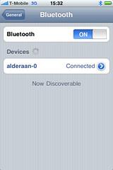 Ubuntu 9.04 + iPhone 3G Bluetooth tethering