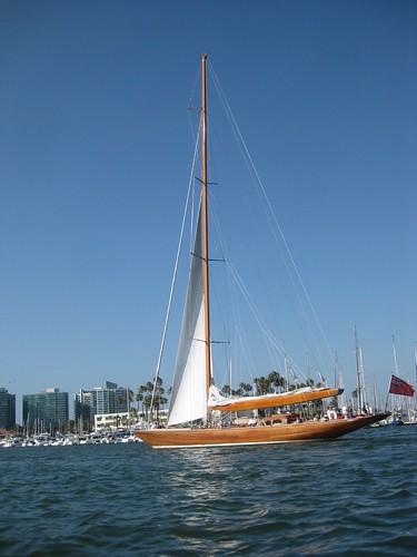 wood del sailboat marina boats boat wooden sailing yacht rey sail sailboats