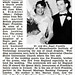 Simmons College Senior Joan Allen Weds British Scientist Roger Franklin - Jet Magazine, July 16, 1953