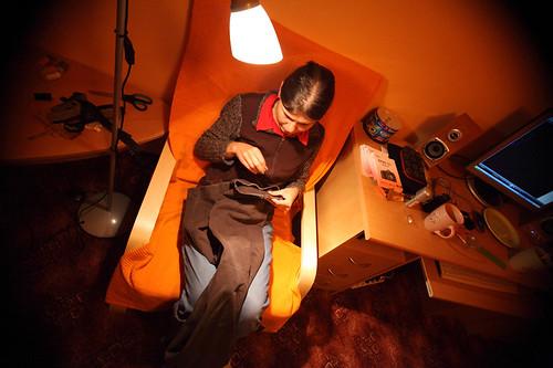 orange room 7
