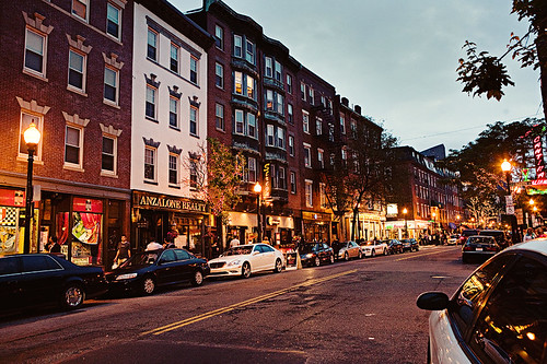 Boston's Little Italy
