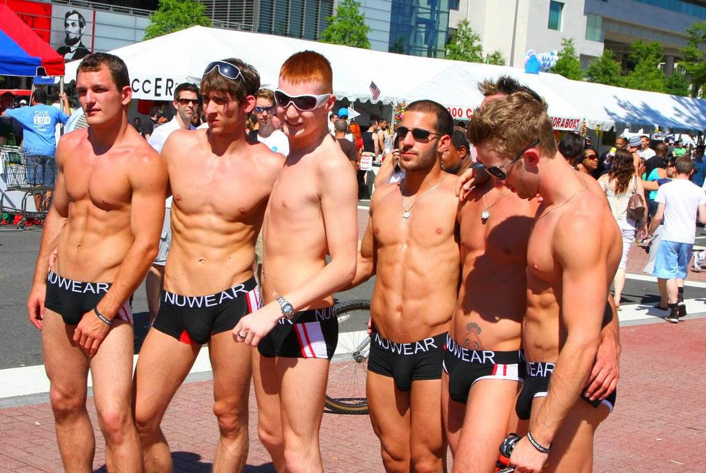 da57bae88b IMG_0886 (worleyx) Tags: gay festival washingtondc underwear digit pride  gaypride dupontcircle swimwear worley