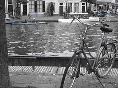 So dutch - water and bicycles