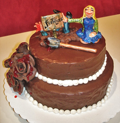 Divorce Cake | Flickr - Photo Sharing!